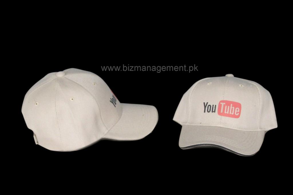YouTube Cap