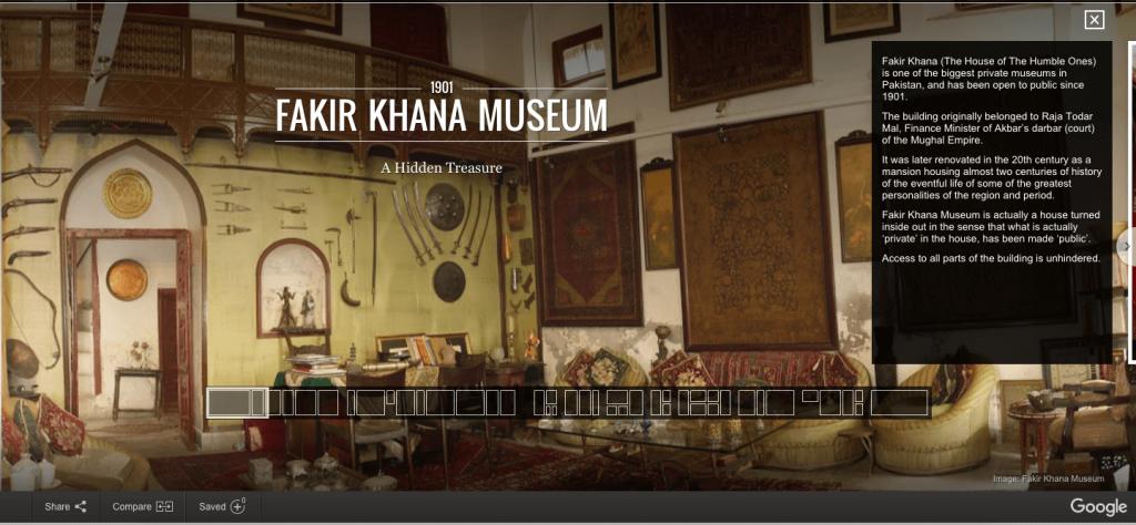 Fakir Khana Lahore
