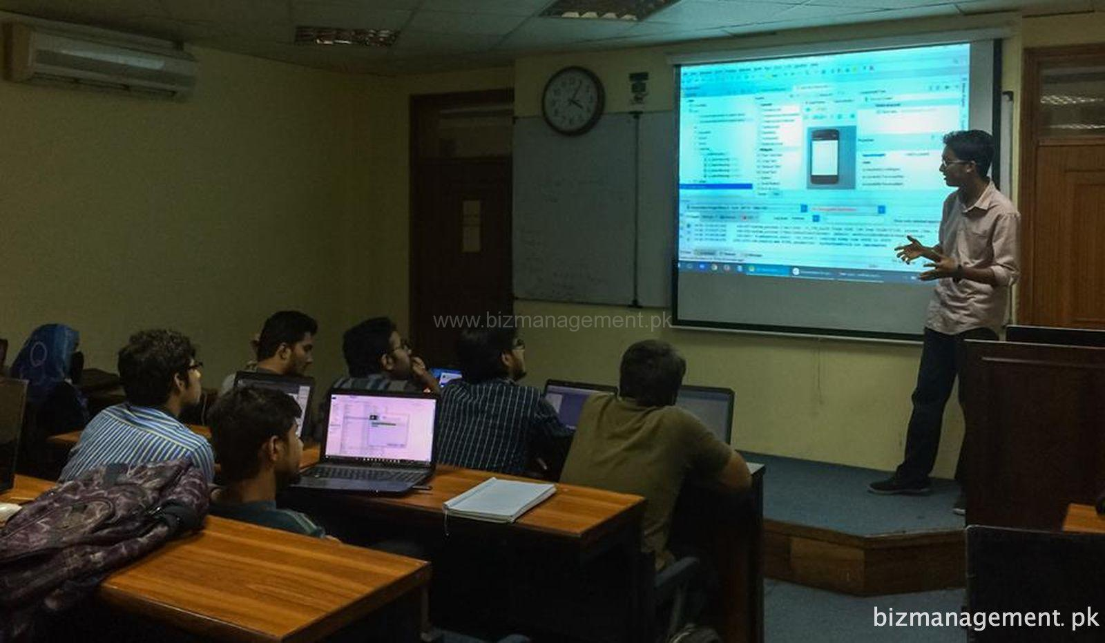 Android Student Clubs, FAST -