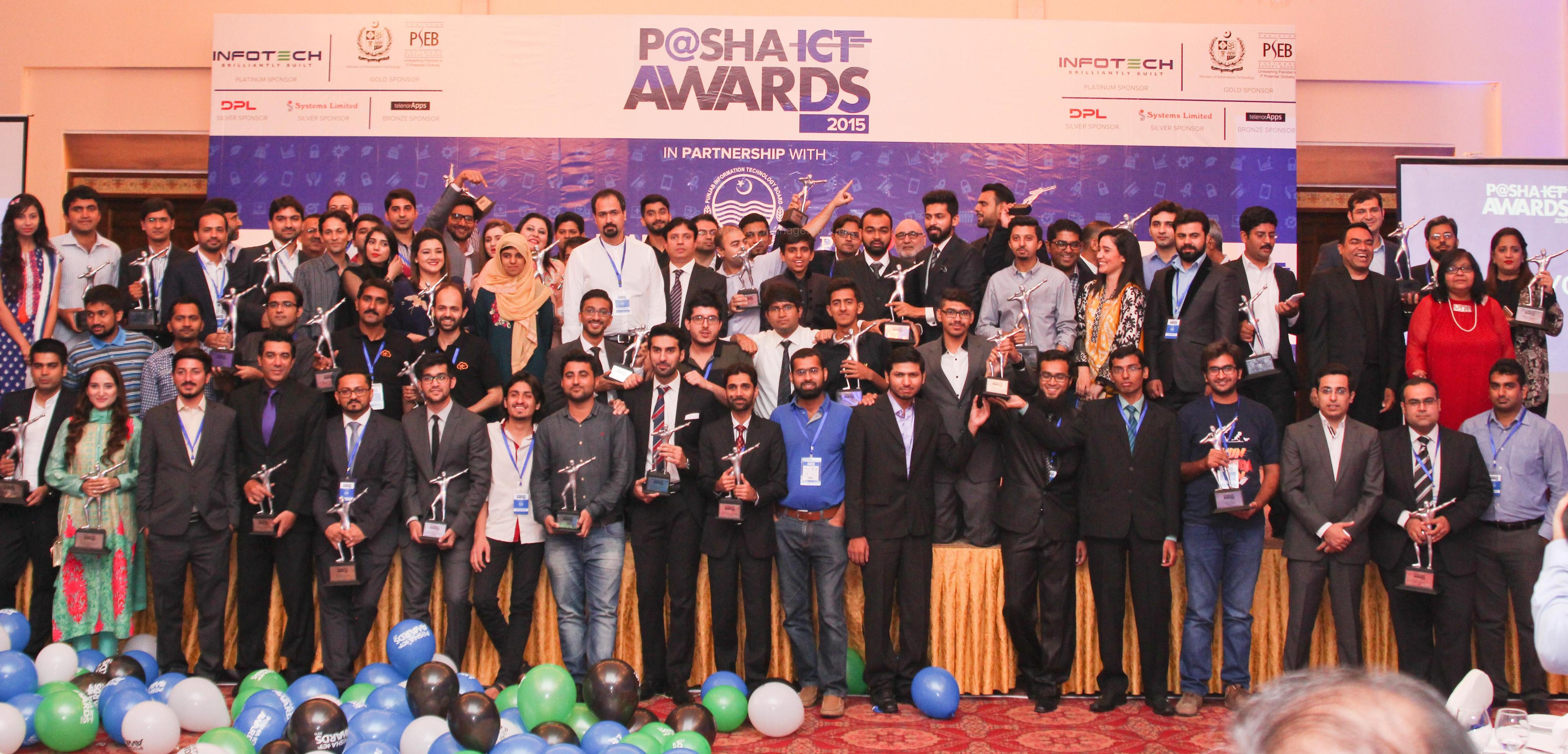 P@SHA'S 12th Annual Conference & ICT Awards