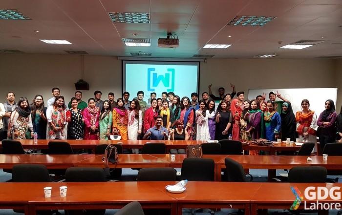 Women Techmakers by Google