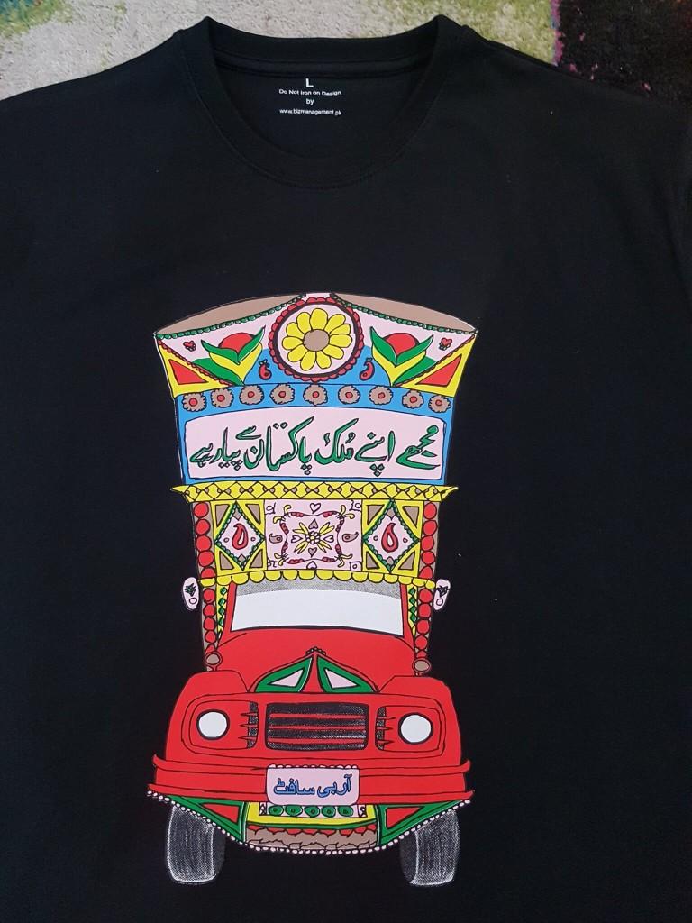 Arbisodt Truck Art Tshirt 2 (1)