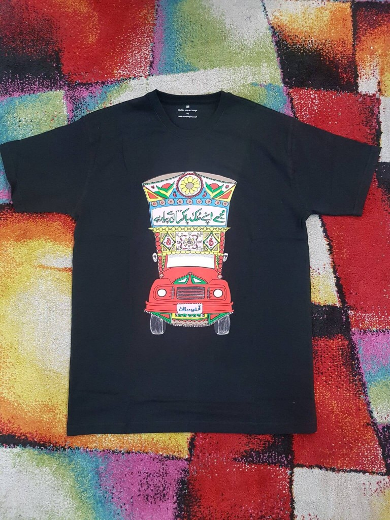 Arbisof truck art shirt